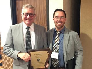 Steve Richards named Arkansas Staff Pharmacist of the Year