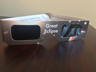 Protect Your Eyes during the Great Eclipse of 2017