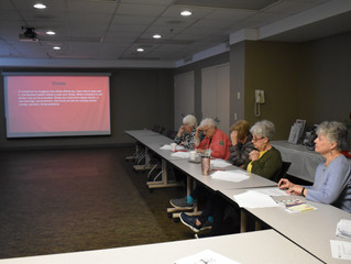 Cardiac Rehab Hosts Go Red for Women Educational Event