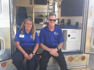 NARMC EMS featured at CASA's Kids Fest