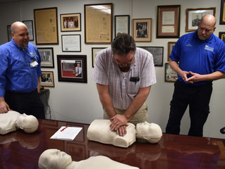 NARMC EMS certifies 5,000 individuals in Hands-Only CPR