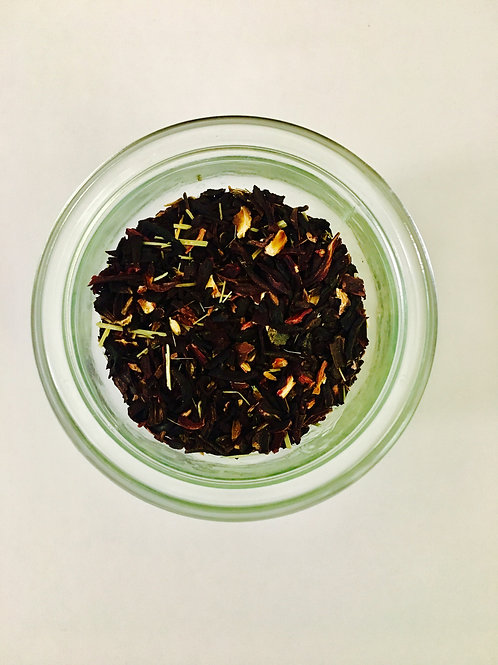 Hibiscus Lemongrass Herbal 2 oz