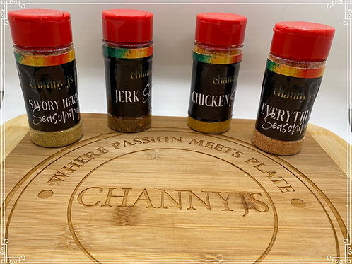 2OZ SEASONING GIFT BOX