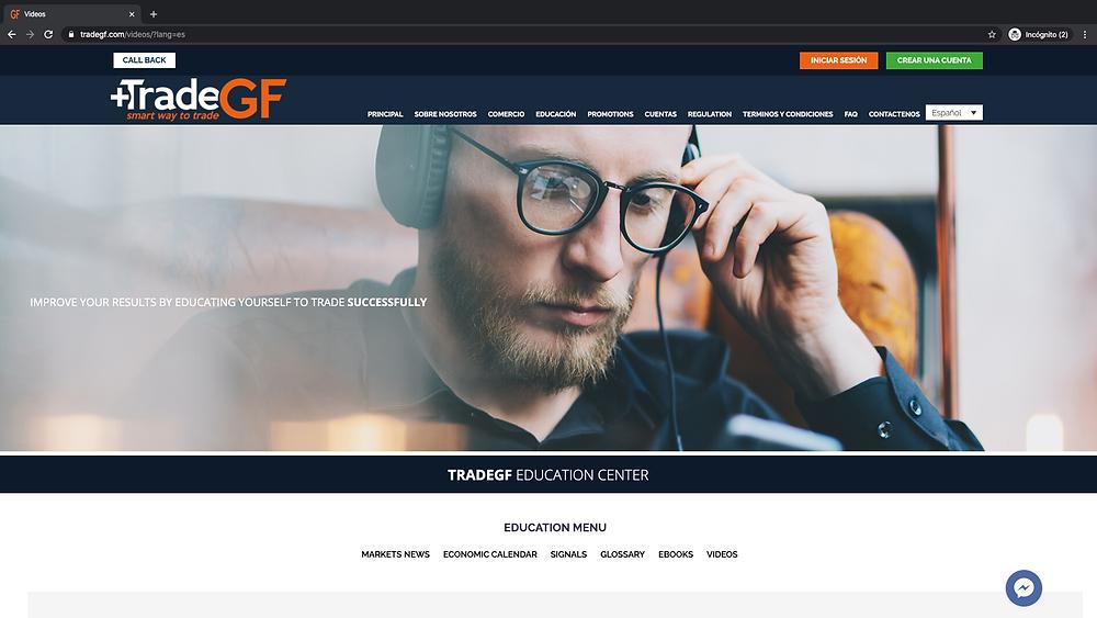 Centro de educación TradeGF