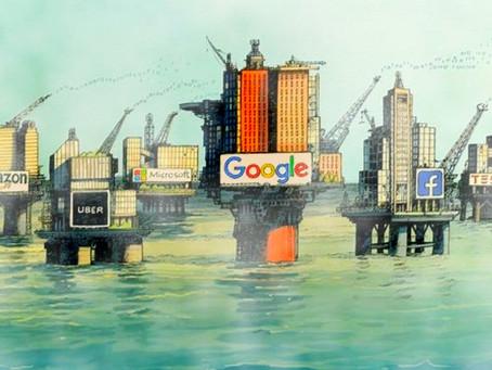 Las acciones bajan en medio de las advertencias de coronavirus de Big Tech, Big Oil