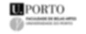 Logo of FBAUP Faculdade de Belas Artes Fine Art Academy Department at Porto University Portugal