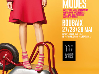 Julie Dubois sera au Marché des Modes de Roubaix!