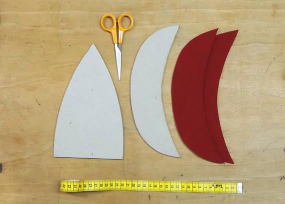 gabarits pour découpe des pieces en feutre.JPG