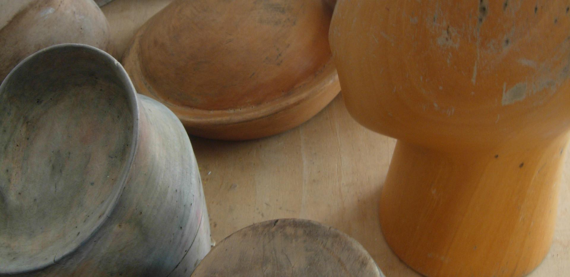 formes en bois