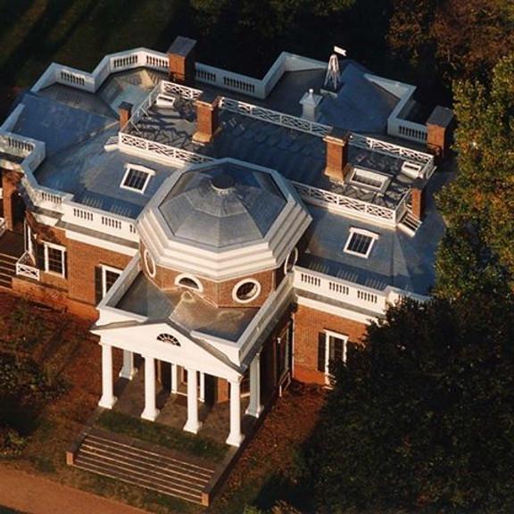 Guest Panel, Jefferson's Monticello