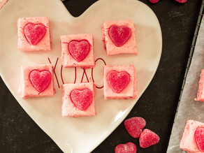 Small Batch Pink Cinnamon Fudge