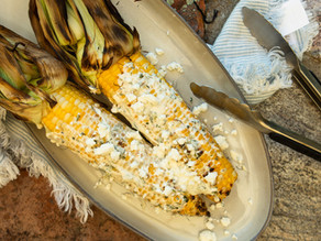 Grilled Mexican Street Corn (Elote Corn)