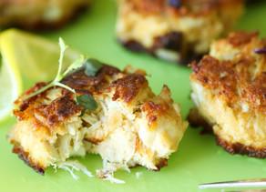 Baltimore-Stye Crab Cakes