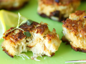 Baltimore-Stye Crab Cakes