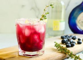 Blueberry Lemon Smash