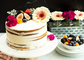 Chamomile Honey Layer Cake