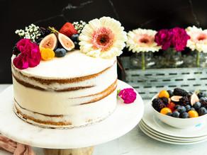 Chamomile Honey Layer Cake