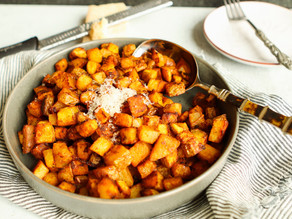 Parmesan-Roasted Potatoes