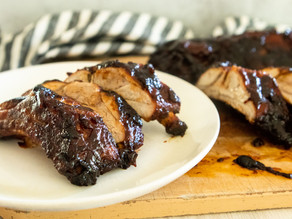 Best Ever BBQ Ribs