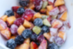 SUMMER FRUIT CRISP MIXED
