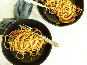 Orchid's Tangy Cool Noodles