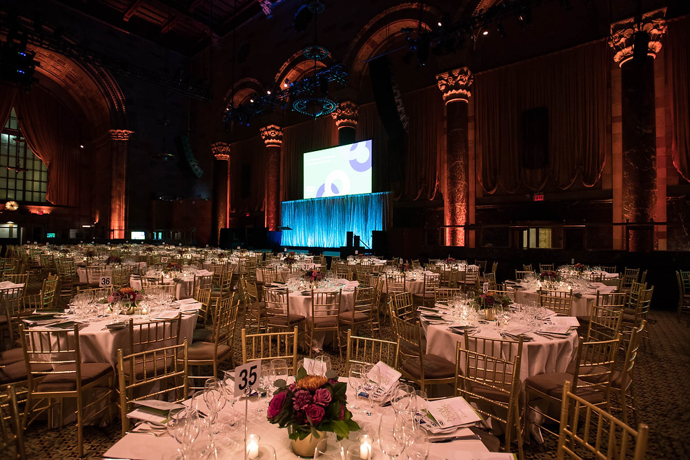 Fundraising Event at Cipriani NYC | Heaven Scent Floral Design Studio