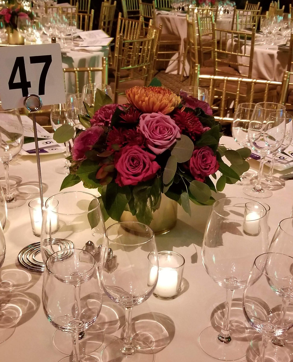 Heaven Scent Floral Design | NYC Gala @ Cipriani New York