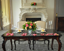 Sweetheart Table at Park Chateau