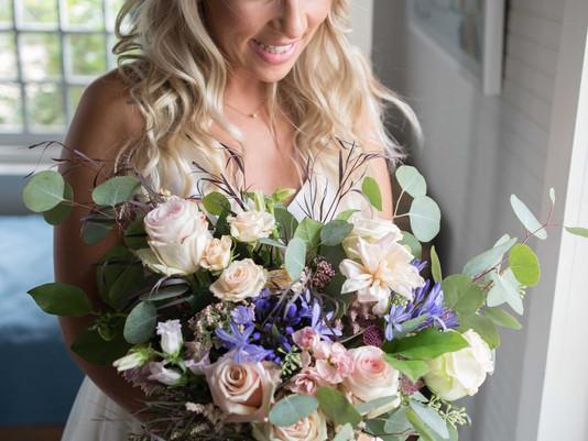 Blush Wedding @ Waterloo Village | Jessica + Matthew