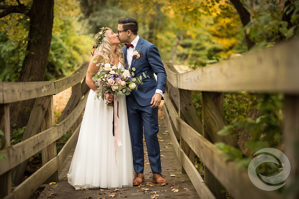 Blush Wedding at Waterloo Village