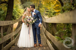 Rustic Blush Wedding