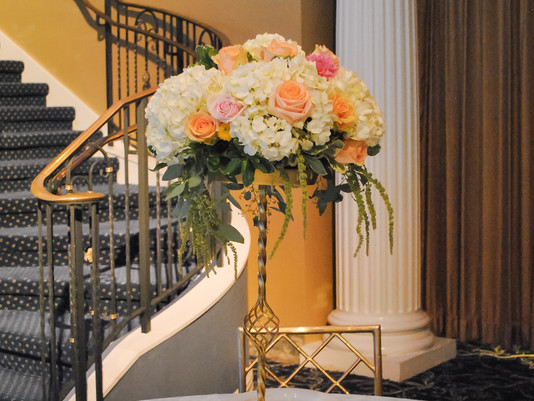 Elegant and Romantic Wedding | Keri + John's Wedding @The Palace at Somerset Park