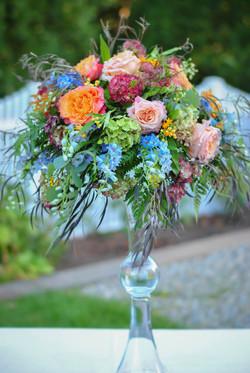 Autumn Wedding | NJ Wedding Florist