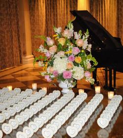 Wedding Decor at The Palace at Somerset