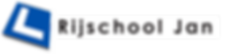 Rijschool Jan logo