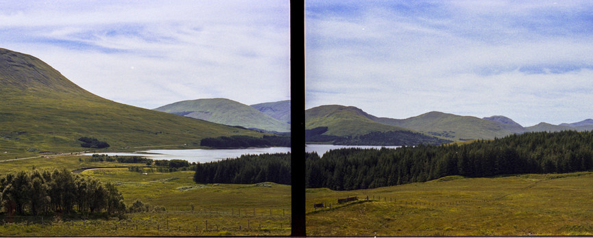 Glen of Orchy, Aug 2020