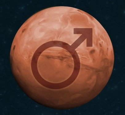 Mars, Mars in Astrology, Mars Astrology Reading