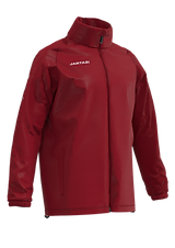 3012 ROMA RainJacket 5400 Red front righ