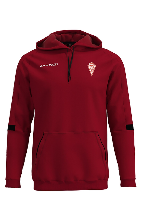 Roma Hooded Sweater REAL MURCIA BOXING CLUB