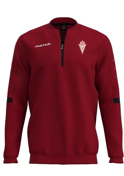 Roma Zip Top Sweater REAL MURCIA BOXING CLUB