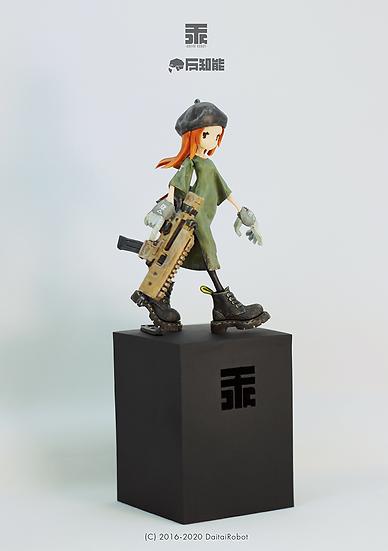 射撃型殲滅兵器 -マキナ-