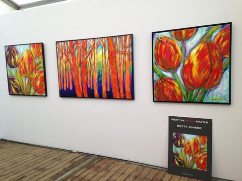5.Amsterdam ART SQUARE Museumplein 2015