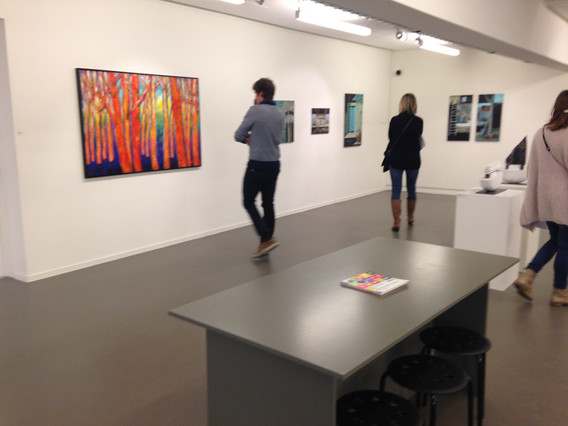 Emmen: Exhibition 'Werkplaats Emmen' 2016