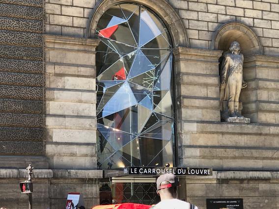 France, Paris Exhibition Carroussel du Louvre 2017