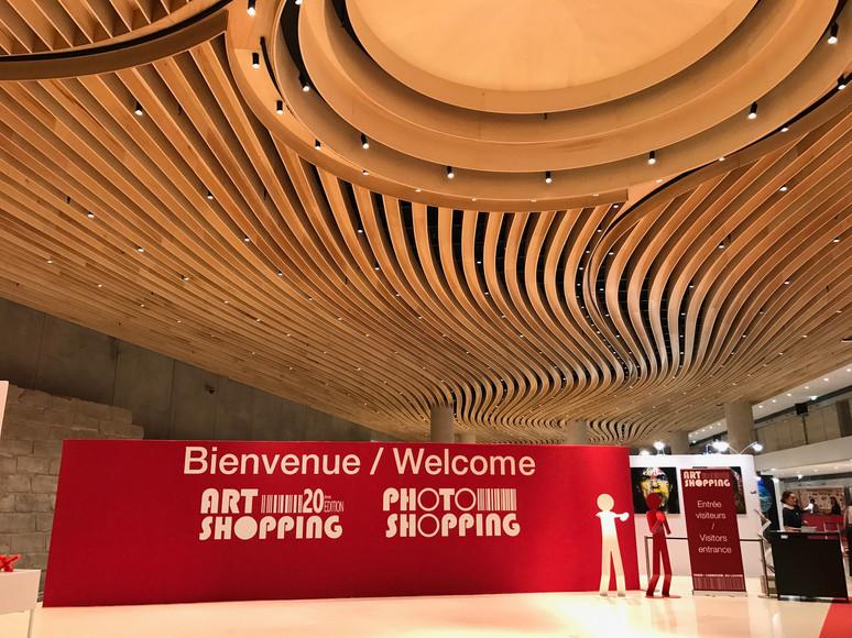 Expo Carroussel du Louvre