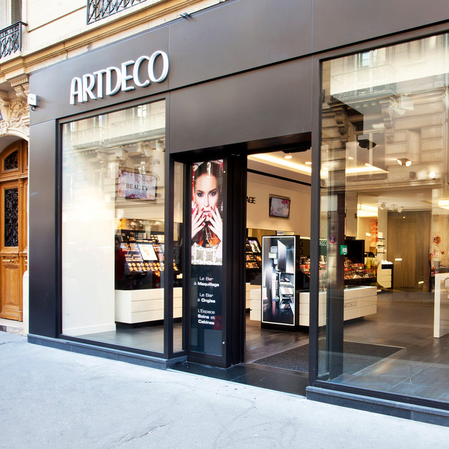 ARTDECO Flagship Store in Paris