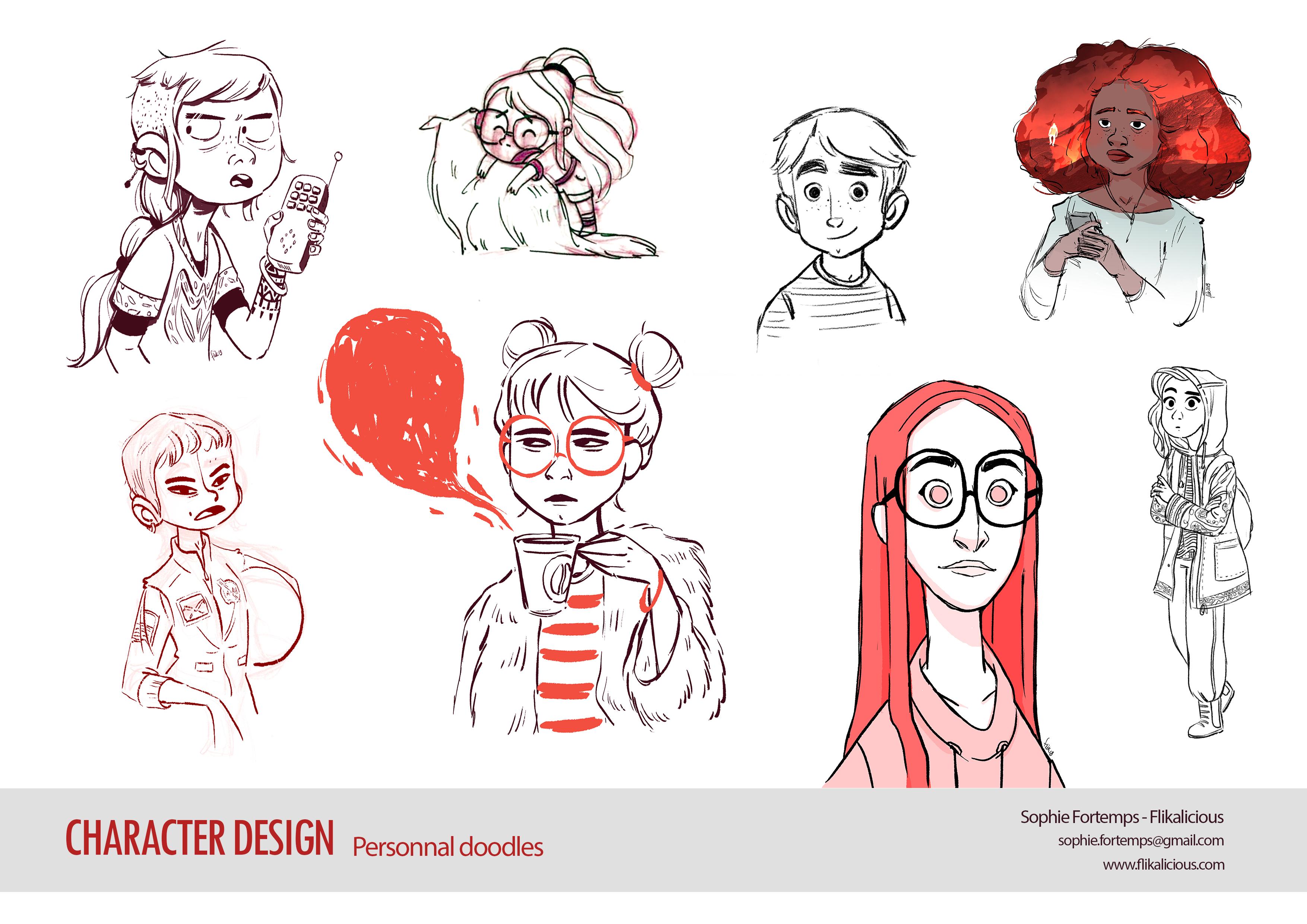 Portfolio - Character Design - PERSO00-1