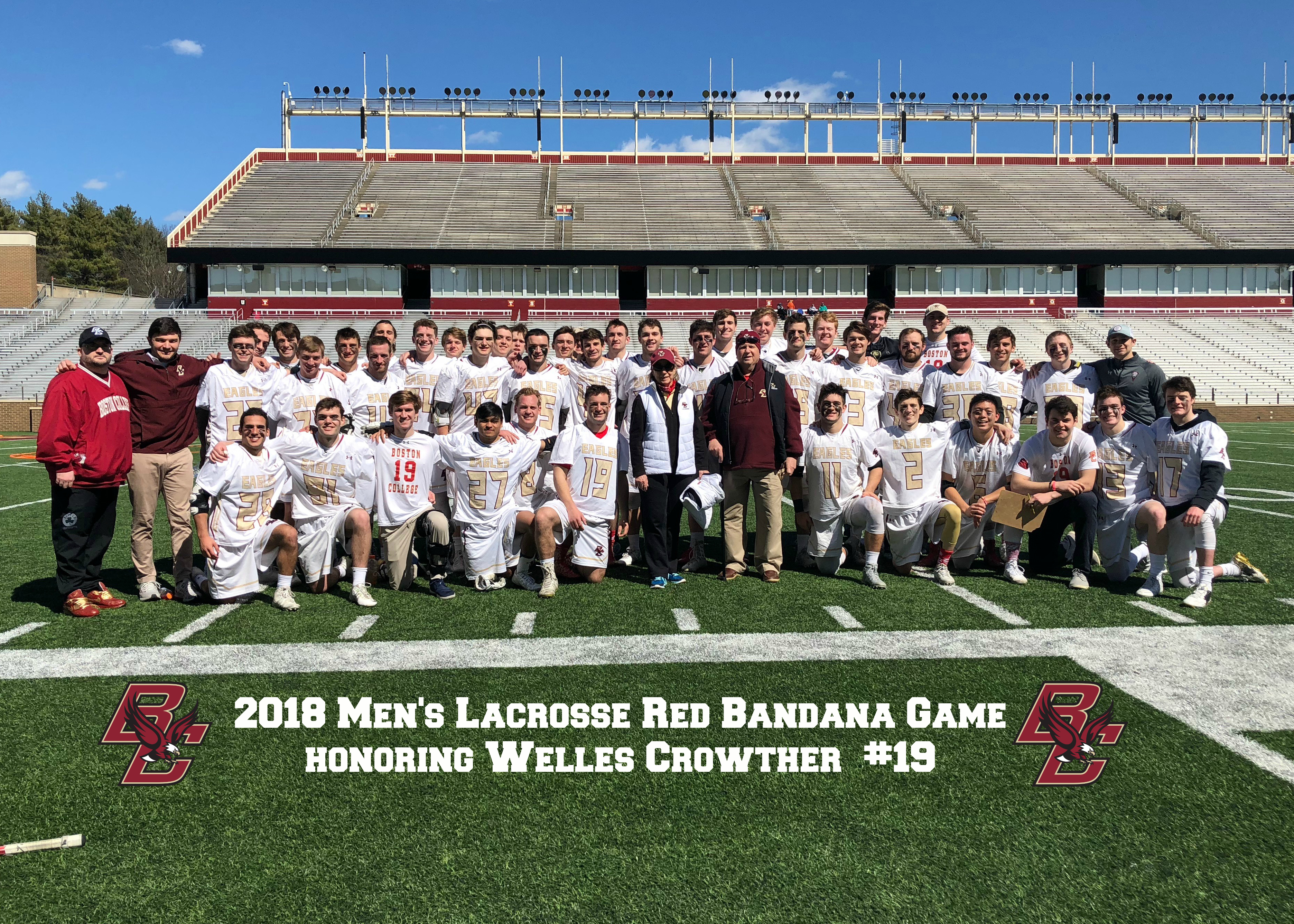 2018 Red Bandana Lax-2