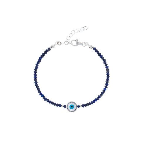 Pulseira Mykonos Azul