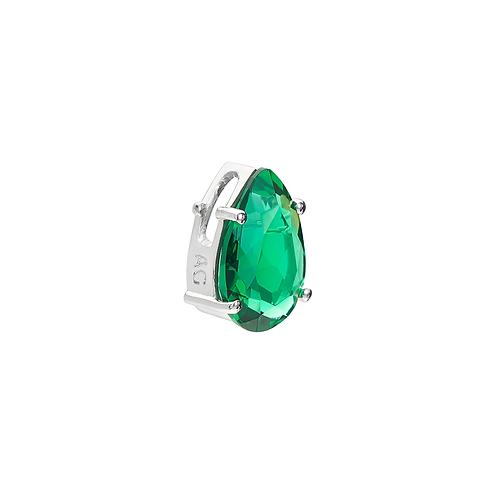 Pingente Gota Verde